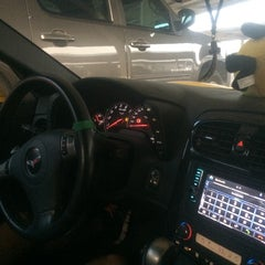 Photo taken at Equate Parking Area by Misho on 5/7/2014