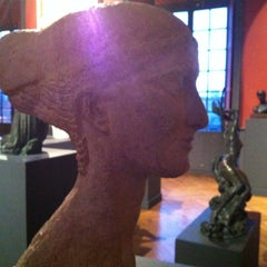 Photo taken at Musée Ingres by Catherine M. on 1/13/2013