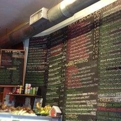 Photo taken at Atlas Cafe by Erik M. on 12/31/2012