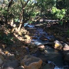 Photo taken at Mambucal Mountain Resort by Alysia P. on 12/6/2015