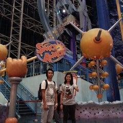 Photo taken at Berjaya Times Square Theme Park by Ain 진. on 2/9/2013