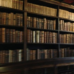 Photo taken at Duke Humfrey's Library by Alister C. on 4/10/2013