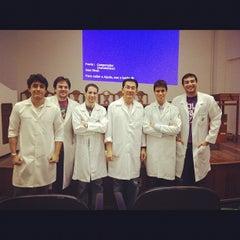 Photo taken at UFAM - Faculdade de Medicina by Igor B. on 9/28/2012