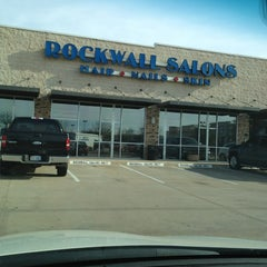 Photo taken at Rockwall Salons by Julie G. on 1/7/2013