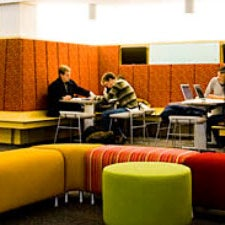 Photo taken at Cyberthèque by McGill University on 10/19/2012