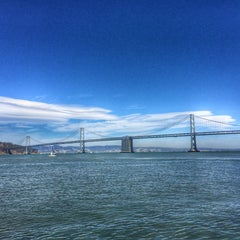 Photo taken at Central Embarcadero Piers by Carl B. on 8/28/2015
