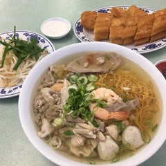 Photo taken at Kim Ky Noodle House by Nhut T. on 4/22/2016