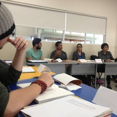 Photo taken at Universidad Autónoma de Baja California Campus Tijuana by Gabriela d. on 4/13/2013
