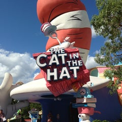 Photo taken at The Cat in the Hat by Jo  G. on 5/4/2013
