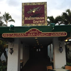 Photo taken at Mediterranean Gourmet by Bill W. on 10/26/2012
