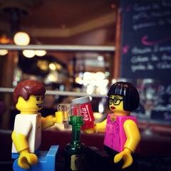 Photo taken at La Tartine by LEGOcentric on 8/15/2014