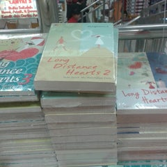 Photo taken at Gramedia by Cindy P. on 6/14/2014