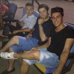 Photo taken at Aqualand karting by Huseyin B. on 8/19/2015