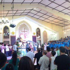 Photo taken at Bacolod Evangelical Church by Wayne L. on 11/15/2015