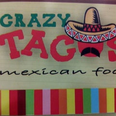 Photo taken at Crazy Tacos - Mexican Food by Maria R. on 6/21/2014