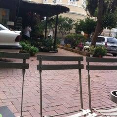 Photo taken at Throubi by Nikos G. on 10/24/2012