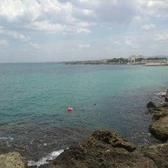 Photo taken at Savelletri by Infoturismiamoci on 7/27/2014