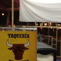 Photo taken at Taqueria El Paisa by Juan Pablo K. on 11/16/2012