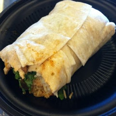 Photo taken at Qdoba Mexican Grill by Jeremy N. on 10/3/2012