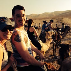 Photo taken at Kfar Hanokdim by Charlie S. on 7/6/2014
