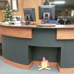 Photo taken at Walter Clinton Jackson Library by Liane E. on 12/18/2012