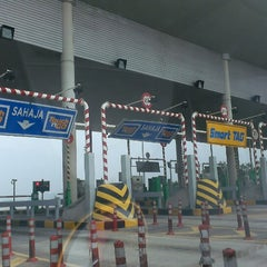 Photo taken at Plaza Tol Putrajaya by Paulo O. on 7/17/2014