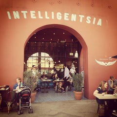 Photo taken at Intelligentsia Coffee & Tea by Jacob G. on 2/16/2013