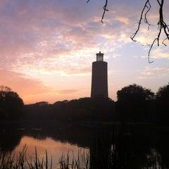 Photo taken at Maria Hendrikapark by Nicolas L. on 10/24/2012