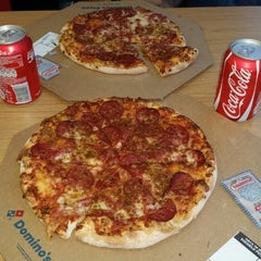 Photo taken at Domino's Pizza by Muhammet K. on 10/5/2014