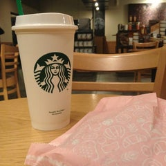 Photo taken at Starbucks by Eunice M. on 2/2/2013