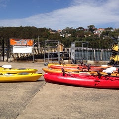 Photo taken at Sydney Kayak by Okktiee B. on 11/29/2014