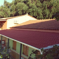 Photo taken at Paradise Apartments by mauro m. on 7/16/2014