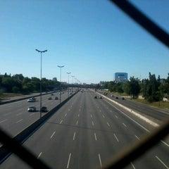 Photo taken at Autopista Ingeniero Pascual Palazzo (Autopista Ruta Panamericana) by Sergio M. on 1/27/2013