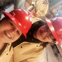 Photo taken at Queen Mine Tours by Alicia H. on 1/26/2014
