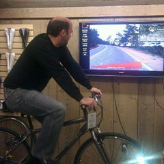 Photo taken at Towpath Bike by Jonah D. on 11/1/2012