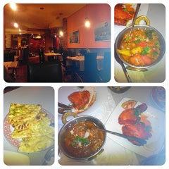 Photo taken at Annapurna Restaurant Nepali by Abby M. on 12/9/2013