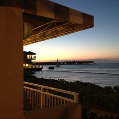 Photo taken at The Pier House Resort & Spa by Seth H. on 1/12/2013
