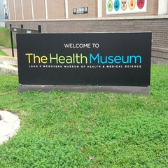 Photo taken at Health Museum of Houston by Jose F. on 4/1/2015
