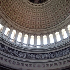 Photo taken at United States Capitol Building by Essam K. on 4/8/2013