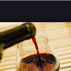 Photo taken at Bottega Wine Bar by Cris R. on 7/3/2014