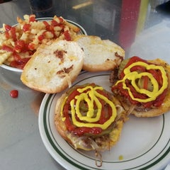 Photo taken at Greene's Hamburgers by Joseph M. on 7/18/2014