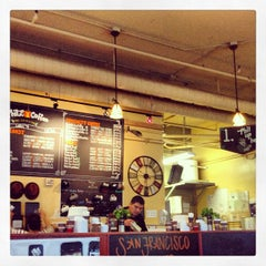 Photo taken at Philz Coffee by Eden E. on 7/19/2013