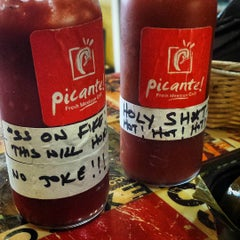 Photo taken at Picante! Fresh Mexican Grill by Tyler M. on 7/15/2015