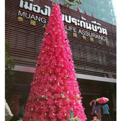 Photo taken at เมืองไทยประกันชีวิต (Muang Thai Life Assurance) by Duang T. on 12/14/2015