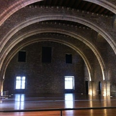 Photo taken at Museu d'Història de Barcelona (MUHBA) by Katerina S. on 6/30/2013