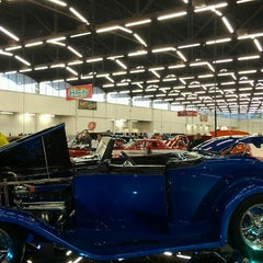 Photo taken at Autorama by DANDREA C. on 2/16/2013