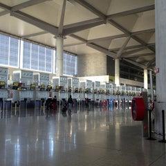 Photo taken at Terminal 3 by Paco C. on 12/29/2012
