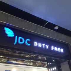 Photo taken at JDC Duty Free (JDC 면세점) by Younghee P. on 7/12/2015