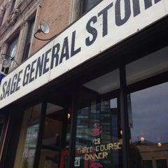 Photo taken at Sage General Store by Julius Erwin Q. on 7/11/2013