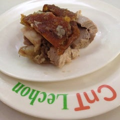 Photo taken at CnT Lechon by Kevin S. on 9/1/2015